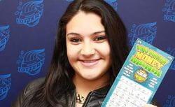 Deisi Ocampo lottery