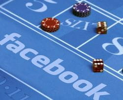 Facebook gambling