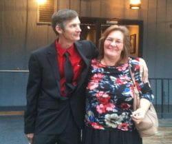 Floyd Jay and Cheryl Mann