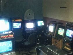 Illegal gaming machines