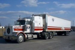 Interstate Chemical Company truck