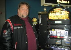 James Lautanen slot jackpot