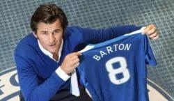 Joey Barton Rangers