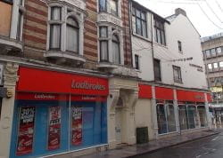 Ladbrokes office