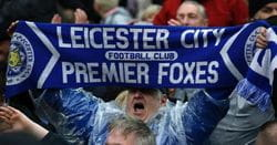 Leicester City scarf