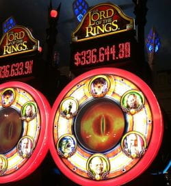 lotr slot machine online