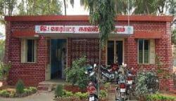 Madurai Police station