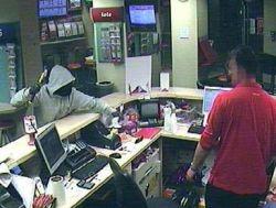 Michael Birch robbery