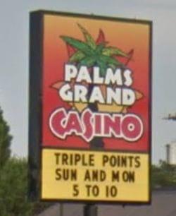 Palms Grand casino