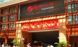 Rsorts World Sentosa casino