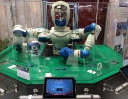 Robot dealer
