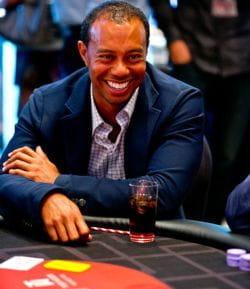 Tiger Woods Gambling