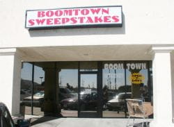 Boomtown Sweepstakes