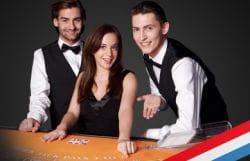 Kroon Casino croupiers