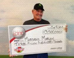 Marshall Morgan lotto