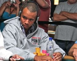 Phil Ivey poker