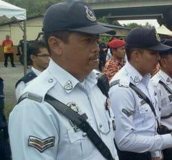 Selangor politie