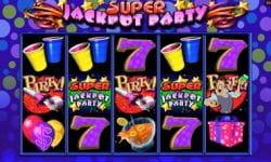 Super Jackpot Party rollen