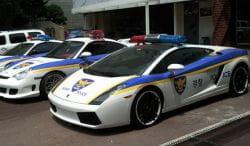 Politie Zuid-Korea
