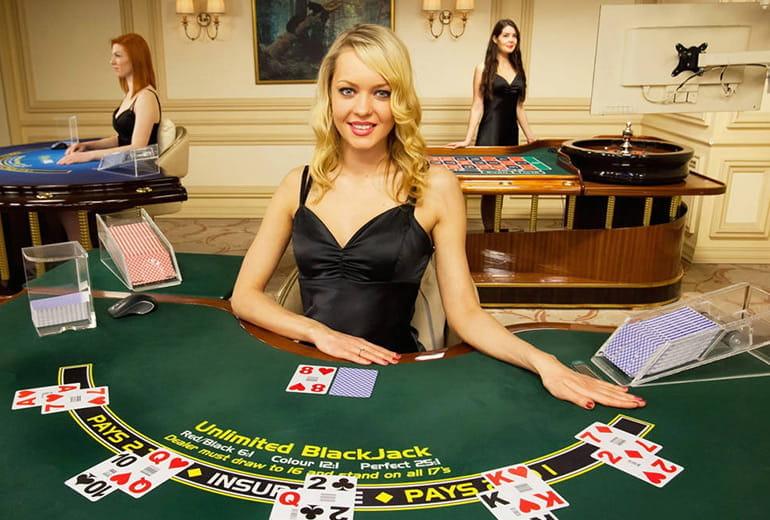 Perkembangan Sejarah Permainan Judi Live Casino