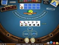 Caribbean Stud Casino Euro