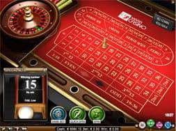 Maria Casino roulette