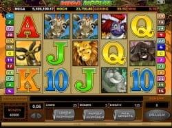 Mega Moolah Casino Euro