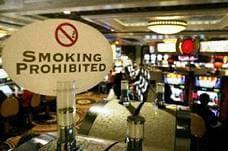 Smoking ban casinos