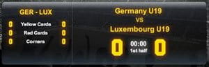 online scoreboard