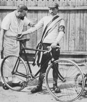 Tour de France winnaar 1903