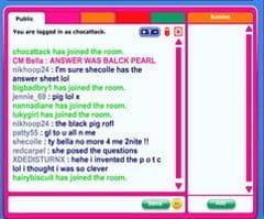 mecca chat interface