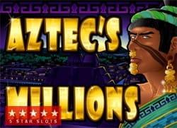 aztec millions rtg