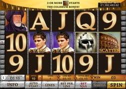 Playtech Gladiator Jackpot