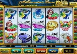 Playtech Millionaires lane