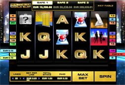 Spielo G2 Deal or No Deal World Slot