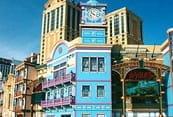 ballys casino front