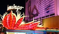 Las Vegas' Flamingo casino