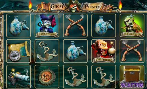 ghost pirates jackpot