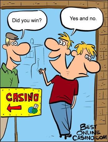 Gambling jokes humor largest gambling cities world