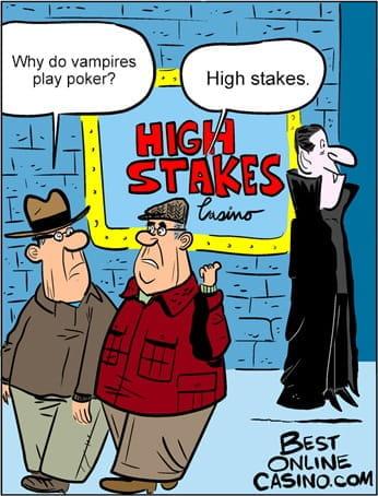 Casino Puns