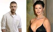 justin timberlake and catherine zeta-jones