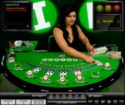 live-blackjack-development