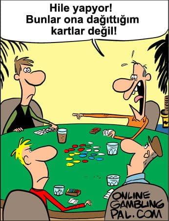 Pokerde hile