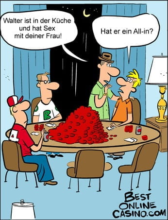 All-in in der Küche