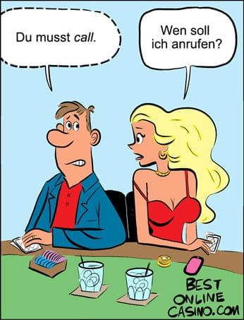 Deiner Ehefrau beim Poker helfen