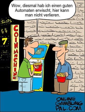 Geldwechselautomat