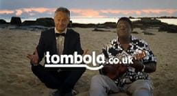 tombola ad