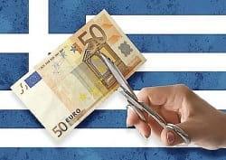 Vertrek Griekenland uit Euro