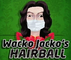 Wacko Jackos Hairball screenshot