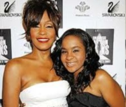 whitney houston-bobbi